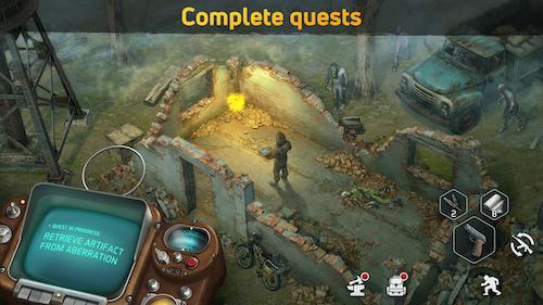 Dawn of Zombies: Survival Ekran Görüntüleri - 4