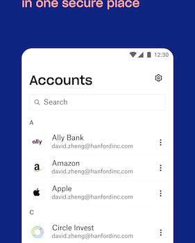Dropbox Passwords Ekran Görüntüleri - 1