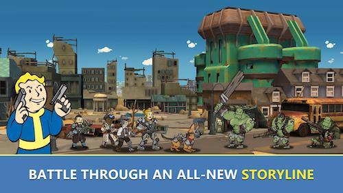 Fallout Shelter Online Ekran Görüntüleri - 2