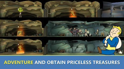 Fallout Shelter Online Ekran Görüntüleri - 5