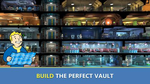 Fallout Shelter Online Ekran Görüntüleri - 7