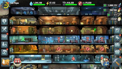 Fallout Shelter Online Ekran Görüntüleri - 8