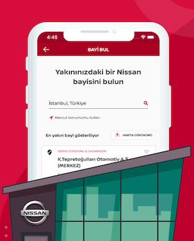 Nissan Türkiye Ekran Görüntüleri - 3