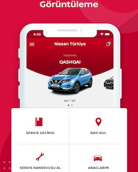 Nissan Türkiye Ekran Görüntüleri - 5