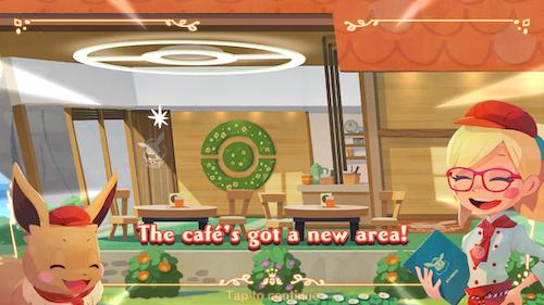 Pokémon Café Mix Ekran Görüntüleri - 7