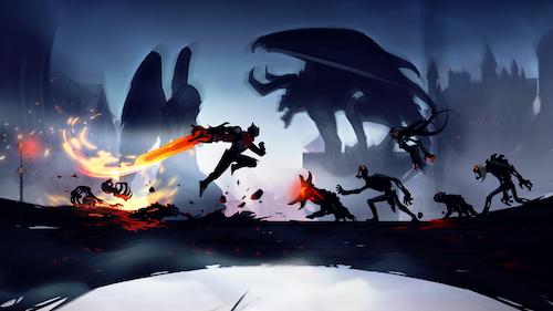Shadow Knight Ekran Görüntüleri - 8