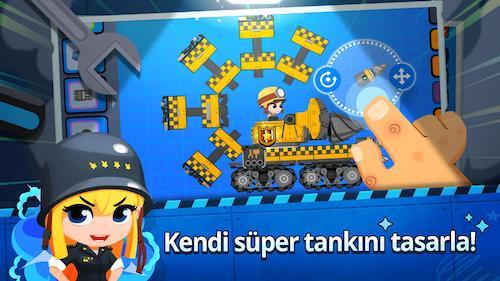 Super Tank Blitz Ekran Görüntüleri - 1