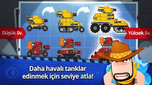 Super Tank Blitz Ekran Görüntüleri - 4