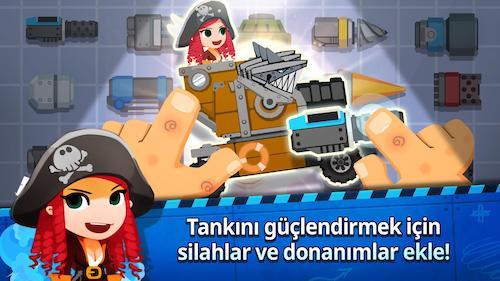 Super Tank Blitz Ekran Görüntüleri - 5