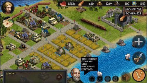 Wars of Empire Ekran Görüntüleri - 1