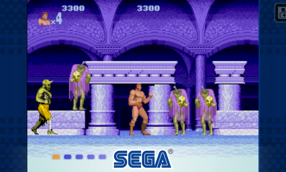 Altered Beast Classic Ekran Görüntüleri - 2