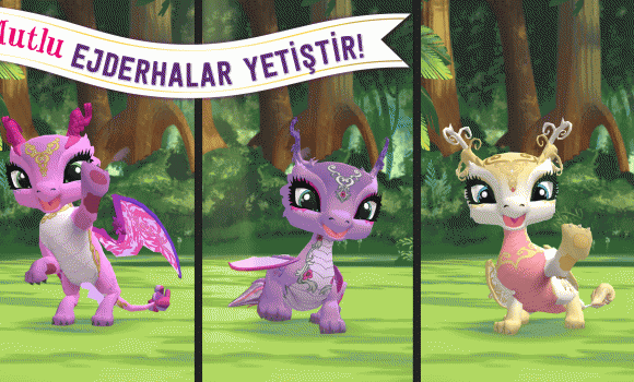 Baby Dragons: Ever After High Ekran Görüntüleri - 1