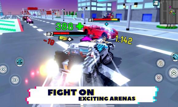 Carnage: Battle Arena Ekran Görüntüleri - 1