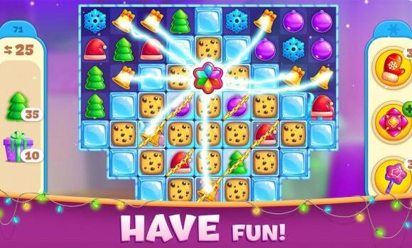 Christmas Sweeper 4 Ekran Görüntüleri - 1