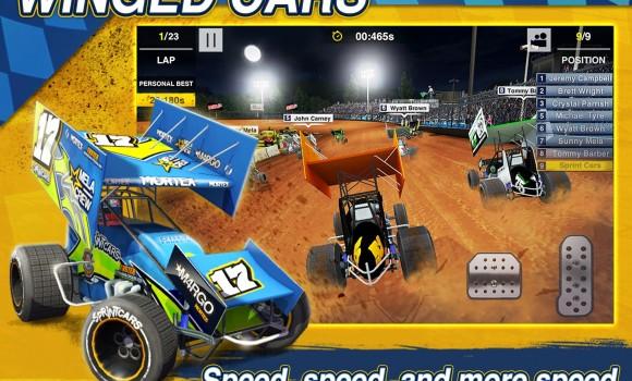 Dirt Trackin Sprint Cars Ekran Görüntüleri - 2