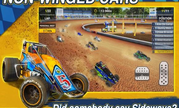 Dirt Trackin Sprint Cars Ekran Görüntüleri - 3