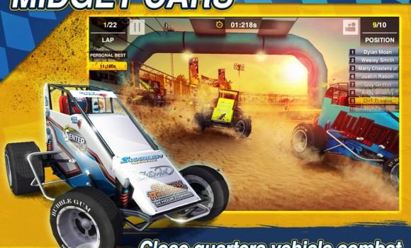 Dirt Trackin Sprint Cars Ekran Görüntüleri - 1