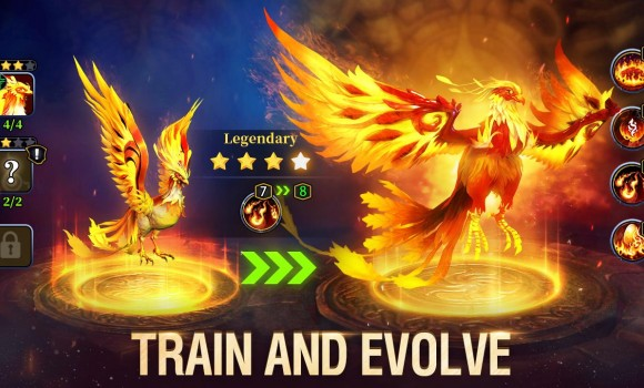 Idle Arena: Evolution Legends Ekran Görüntüleri - 3