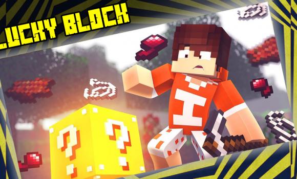 Lucky Block Mod Ekran Görüntüleri - 2