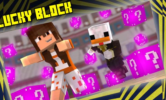 Lucky Block Mod Ekran Görüntüleri - 1