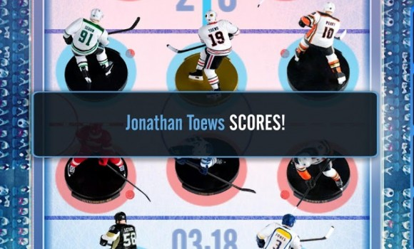 NHL Figures League Ekran Görüntüleri - 1