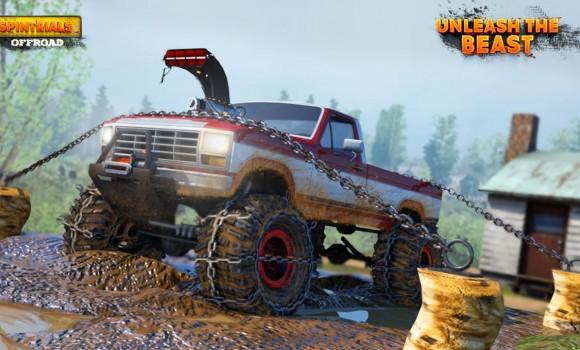 Spintrials Offroad Car Driving & Racing Games 2020 Ekran Görüntüleri - 1