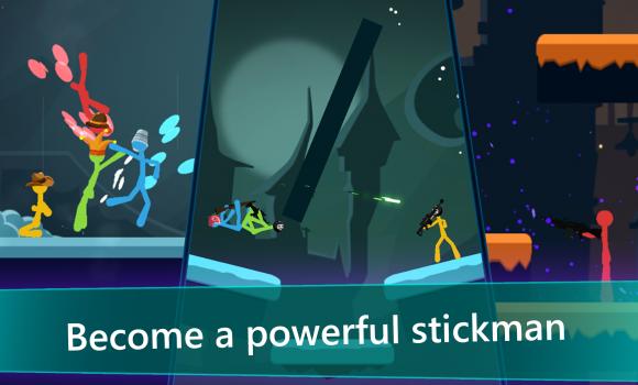 Stickfight Infinity Ekran Görüntüleri - 1