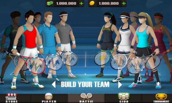 Tennis Stars Ekran Görüntüleri - 1