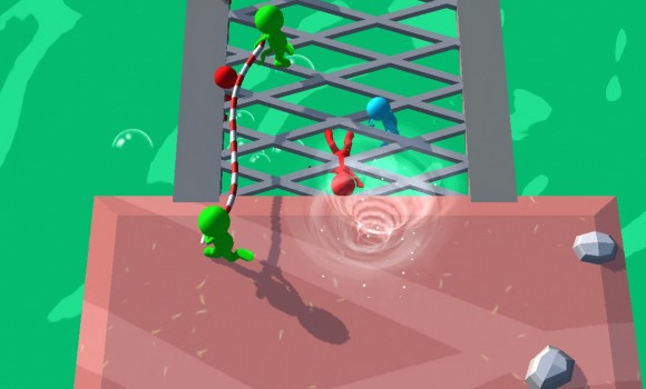 Rope 3D! - 2