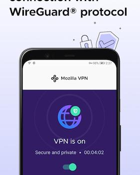 Mozilla VPN Ekran Görüntüleri - 2