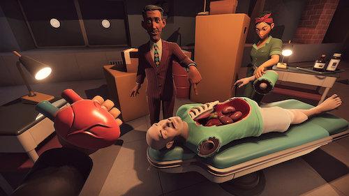 Surgeon Simulator 2 Ekran Görüntüleri - 2