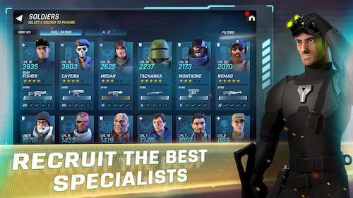Tom Clancy's Elite Squad Ekran Görüntüleri - 1