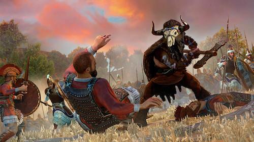 Total War Saga: TROY Ekran Görüntüleri - 5