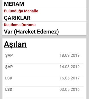 Türkvet Ekran Görüntüleri - 4