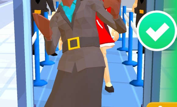 Airport Security 3D - 3