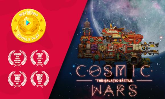 Cosmic Wars Ekran Görüntüleri - 1