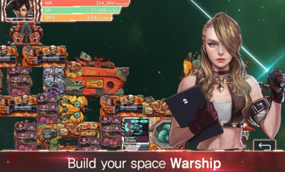 Cosmic Wars Ekran Görüntüleri - 10
