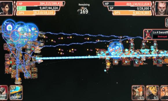 Cosmic Wars Ekran Görüntüleri - 22