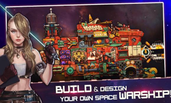 Cosmic Wars Ekran Görüntüleri - 3