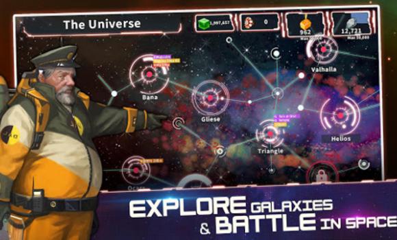 Cosmic Wars Ekran Görüntüleri - 7