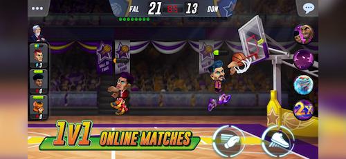 Basketball Arena Ekran Görüntüleri - 1