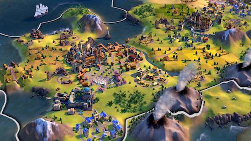 Civilization VI Ekran Görüntüleri - 3