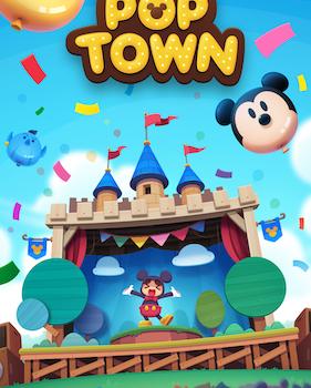 Disney POP TOWN Ekran Görüntüleri - 1