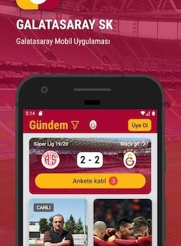 Galatasaray SK Ekran Görüntüleri - 1