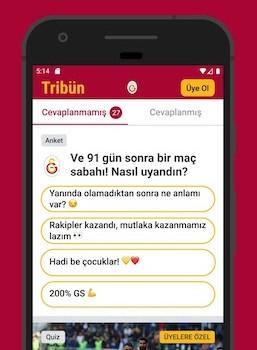 Galatasaray SK Ekran Görüntüleri - 6