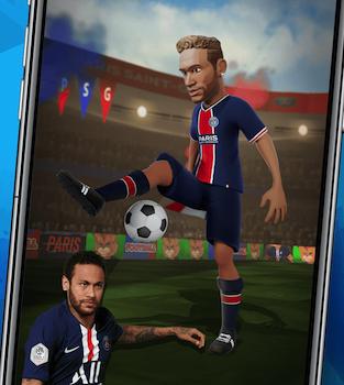 PSG Football Freestyle Ekran Görüntüleri - 3