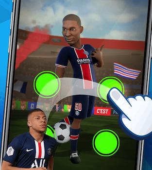 PSG Football Freestyle Ekran Görüntüleri - 5
