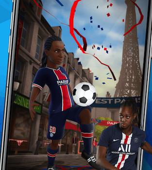 PSG Football Freestyle Ekran Görüntüleri - 6