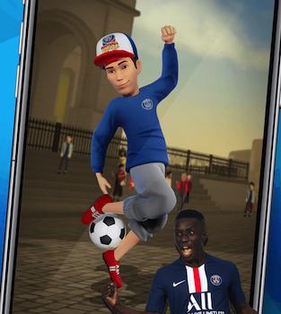 PSG Football Freestyle Ekran Görüntüleri - 8