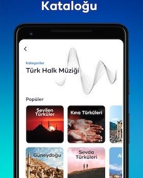 TRT Dinle Ekran Görüntüleri - 2